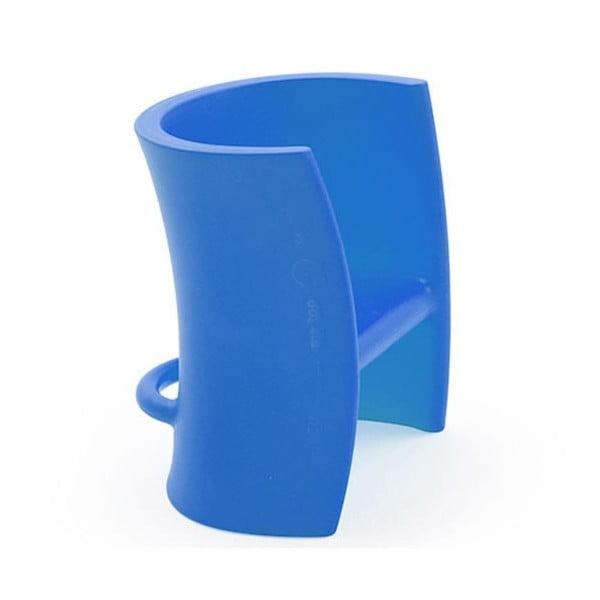 Modrá viacúčelová stolička Magis Trioli