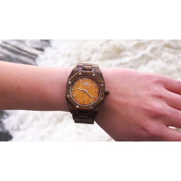 Drevené hodinky Timewood Macis