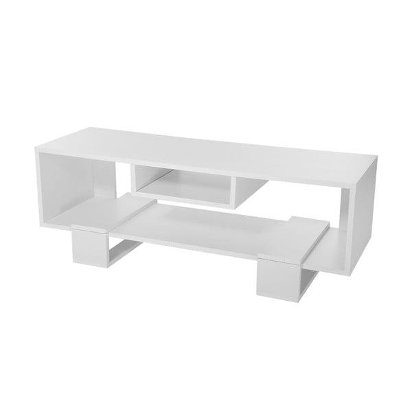 Televízny stolík Floransa White