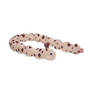 Bavlnená plyšová hračka OYOY Miss Lala Larva