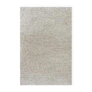 Vlnený koberec Silo Ivory, 120x183 cm