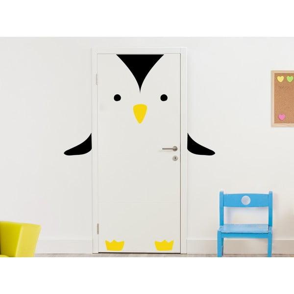 Dekoratívna samolepka Pingulino Porta