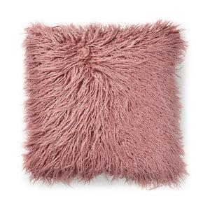 Ružový vankúš La Forma Brock, 45 x 45 cm