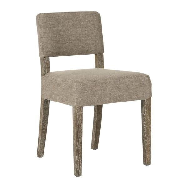 Sada 2 jedálenských stoličiek Claire Leather