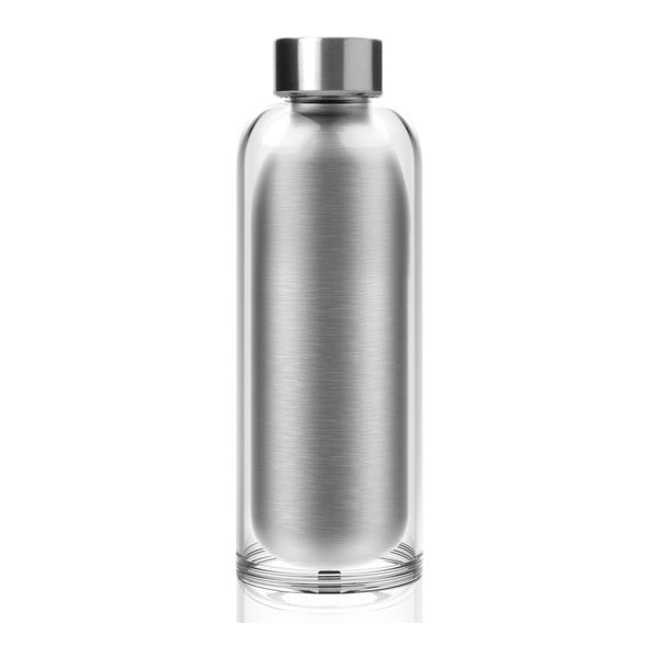 Termoska Escape The Bottle, strieborná