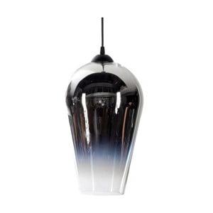 Sivé závesné svietidlo Masivworks Bell