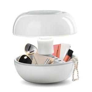 Stolná lampa a nabíjačka v jednom Joyo Classic, biela
