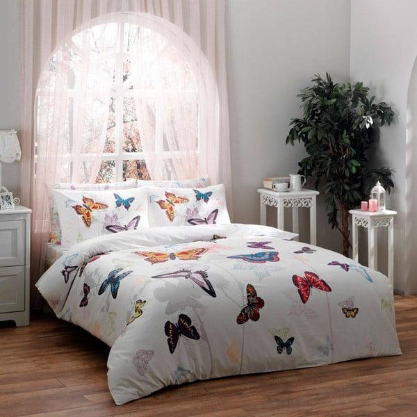 Obliečky s plachtou Butterfly V2, 200x220 cm