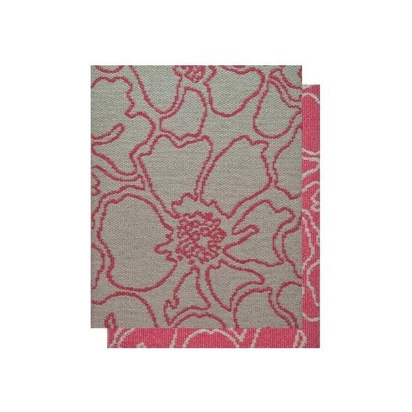 Vysoko odolný obojstranný koberec Flou V2, 60x160 cm
