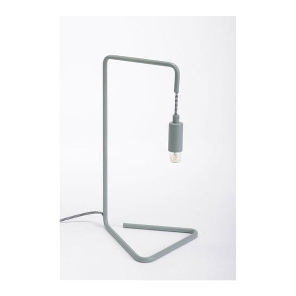 Stolová lampa Bureau Lampe, sivá