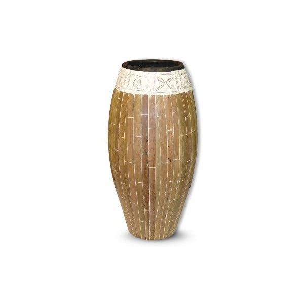 Bambusová váza Bambu, 60 cm