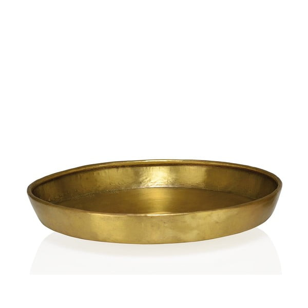 Podnos Brass, priemer 34 cm