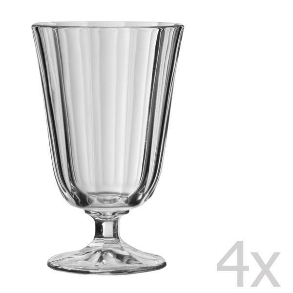 Sada 4 pohárov Ana Cotes, 250 ml