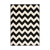 Čierno-biely koberec Kayoom Maroc, 160x230cm
