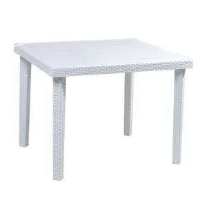 Biely záhradný stôl Castagnetti Out