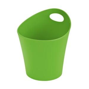 Zelená plastová úložná nádoba Koziol Pottichelli, 3 l