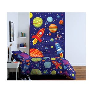 Veľkoformátová tapeta Catherine Lansfield Outerspace, 158×232 cm