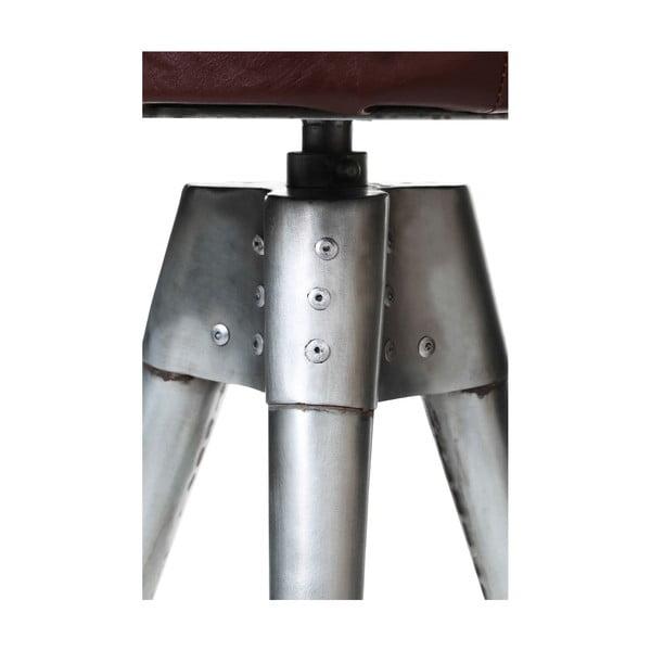 Stolička Aviator Leather
