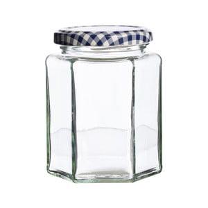 Hranatá nádoba na zaváranie Kilner, 280 ml