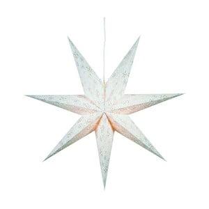 Svietiaca hviezda Aratorp White, 100 cm