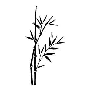 Samolepka Fanastick Crossed Bamboo