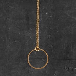 Náhrdelník Circle Gold z kolekcie Geometry