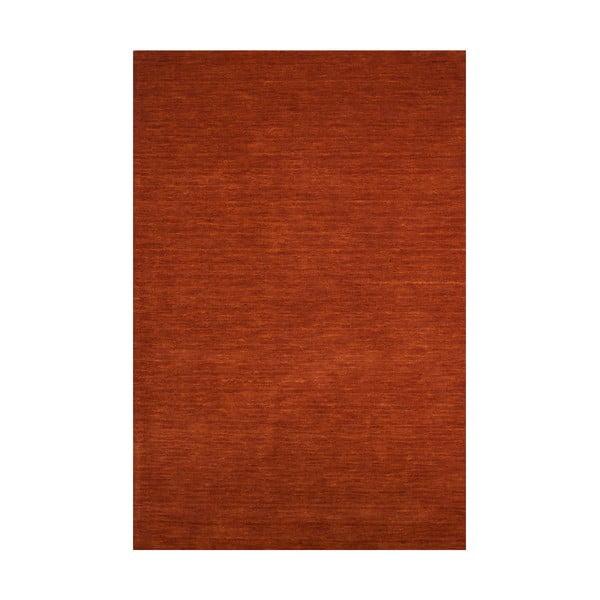 Vlněný koberec Millennium 628 Terra, 80x150 cm