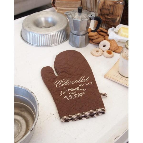 Kuchynská chňapka Chocolat Brown