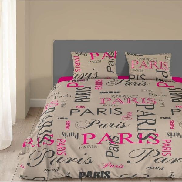 Obliečky Muller Textiel Paris Beige, 240x200cm