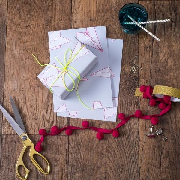 Baliaci papier Planes, 3 listy