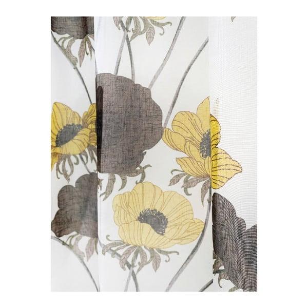 Záves Nappisilma Yellow, 140x240 cm