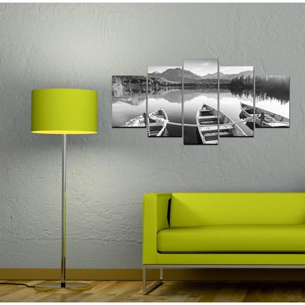 Viacdielny obraz Black&White no. 74, 100x50 cm