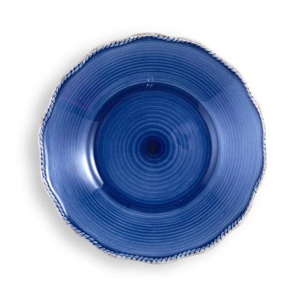 Malý modrý tanier Brandani
