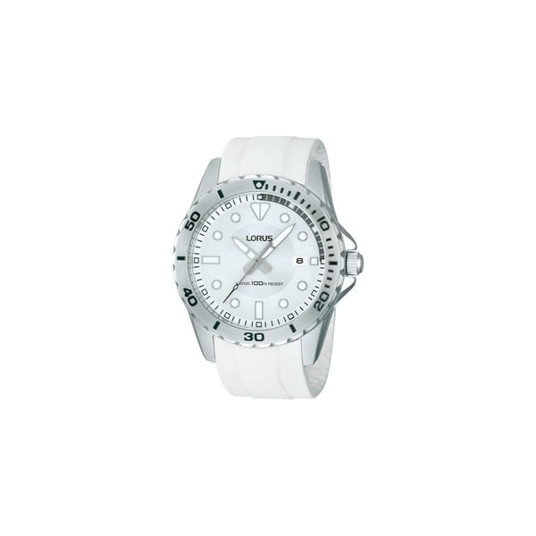 Pánske hodinky Lorus Metallic/White
