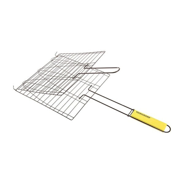 Mriežka na grilovanie, 58x28x1,5 cm