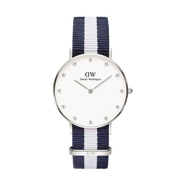 Dámske hodinky Daniel Wellington Glasgow Silver L