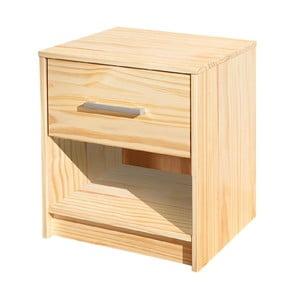 Drevený nočný stolík 13Casa Color