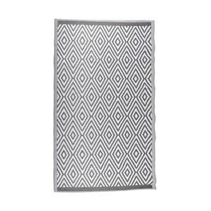 Sivo-biely koberec InArt Amadeu, 120 x 180 cm