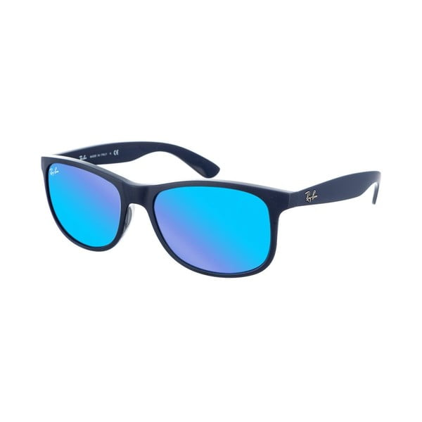Unisex slnečné okuliare Ray-Ban 4206 Navy 55 mm