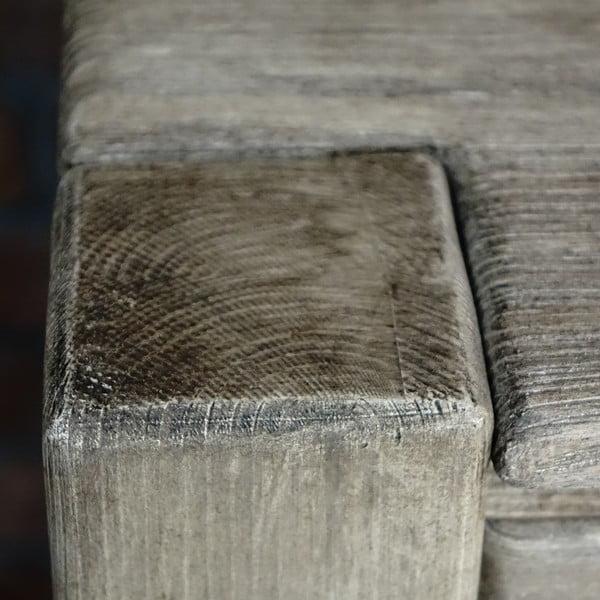 Jedálenský stôl Seart z masívnej borovice, 160x100 cm