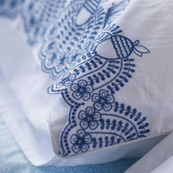 Biele obliečky Pip Studio Acorn, 135x200 cm