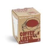 Pestovateľský set so semienkami kávovníka Gift Republic Coffee Lover