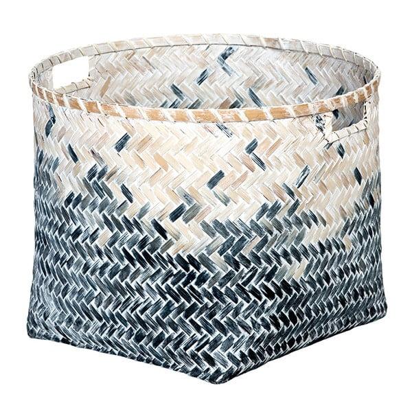 Bambusový košík a'miou home Graddual, ⌀ 41 cm