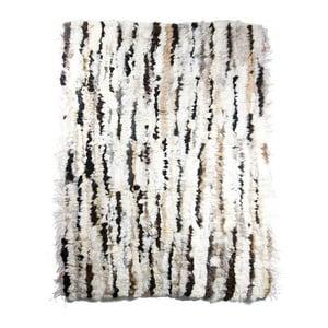 Koberec z ovčej kože 100x160 cm, svetlý