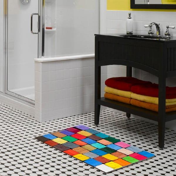 Vinylový koberec Colorful, 52x75cm