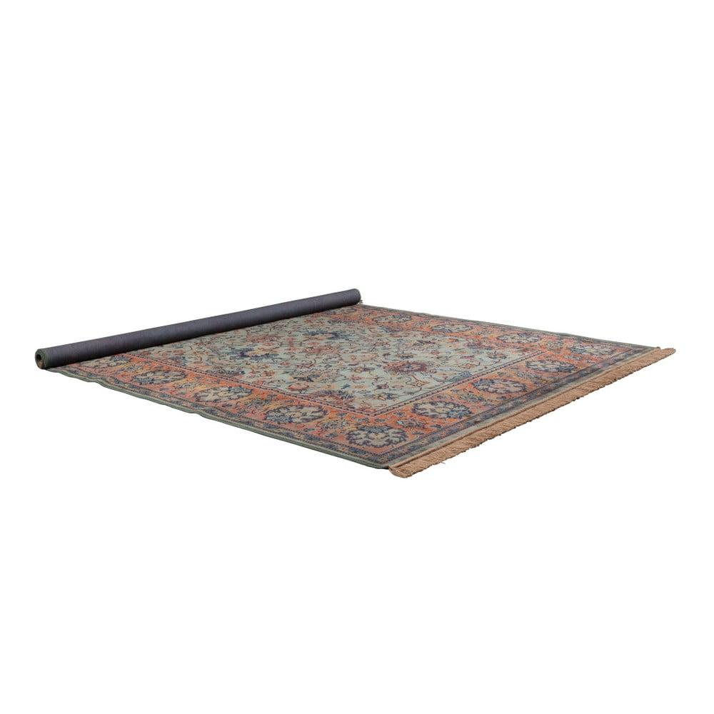 Zelený koberec Dutchbone Bid, 200 × 300 cm
