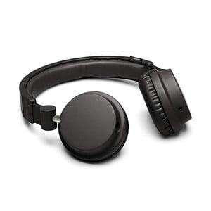 Čierne slúchadlá vhodné pre DJing Urbanears Zinken Black