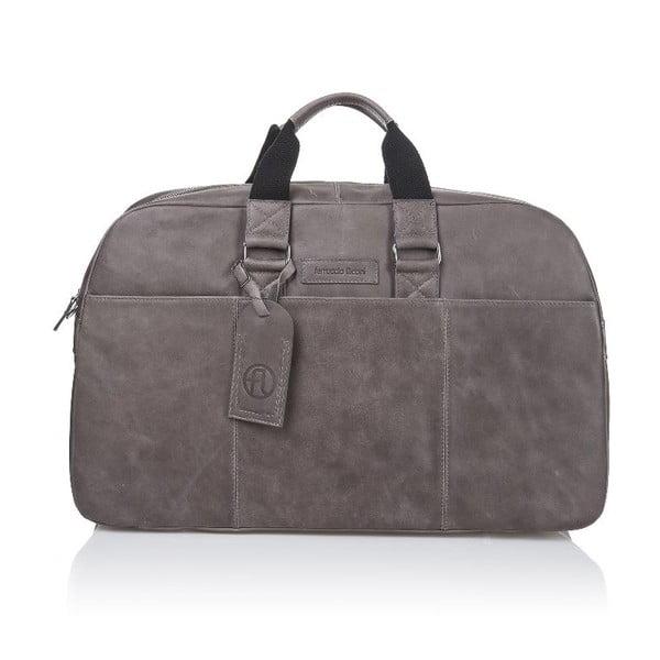 Pánska kožená taška Ferruccio Laconi 101 Grey