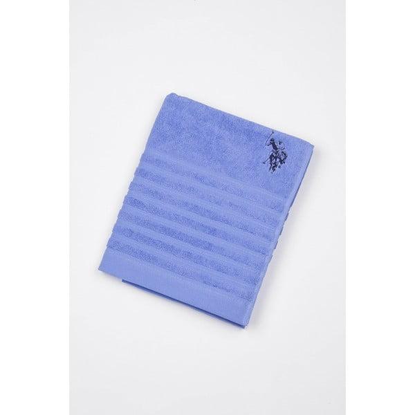 Osuška US Polo Roswell Blue, 90x150 cm