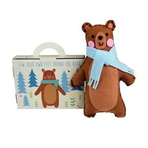 Set na ušitie medvedíka Rex London Bruno the Bear
